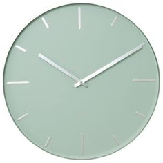 Karlsson 'Belt' metal wall clock in Mint, $165, Hard to Find.