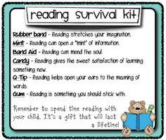 86 Best Literacy Night Ideas Images On Pinterest Parent Night