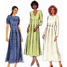 Butterick Sewing Pattern 3965 by PatternWalk on Etsy, $10.00
