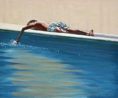 Painting by Antoine Renault