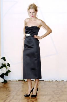 Roksanda Ilincic at London Fashion Week Spring 2008 - Runway Photos