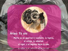 Aries es el primer signo del zodiaco, pero todos tenemos esta energía, que de ella reconoces en ti?