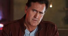 'Ash Vs. Evil Dead' Episode 2 Trailer: Where's the Necronomicon? -- Ash and Pablo try to track down The Book of the Dead, while Special Agent Fisher is on his tail in a trailer for 'Ash Vs. The Evil Dead. -- http://movieweb.com/ash-vs-evil-dead-episode-2-trailer/
