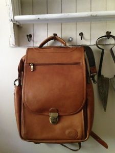 60s Large Leather Weekender Bag Luggage I Want All Of The Things Pinterest Bags And