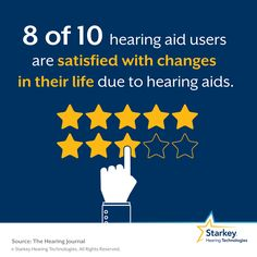 Hearing aids can change your life