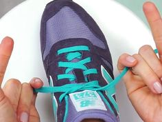 Parents can teach their child to tie their own laces in no time with the help of this great hack.
