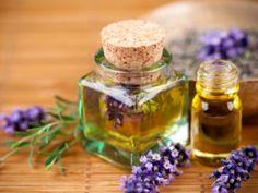 zelf lavendel massage olie maken diy