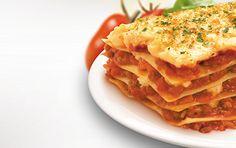 Easy Meat Lasagna - San Remo