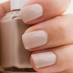 """Essie """"A French Affair Collection"""" - Sand Tropez (Spring 2011)...officially the best nude nail polish! For me anyways :)"""