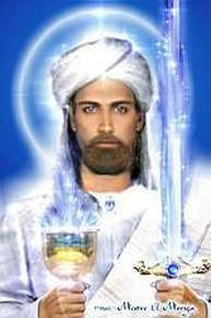 ascended master El Morya to assist with energy and psychic protection.  Love and Light