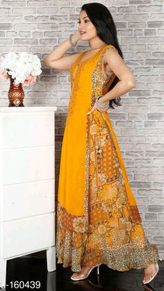 SDC Kurti: COD available whatsapp Shipping all over India Stylish Dresses For Girls, Stylish Dress Designs, Designs For Dresses, Simple Dresses, Long Dresses, Indian Gowns Dresses, Indian Fashion Dresses, Indian Designer Outfits, Designer Dresses