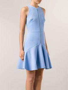 Cushnie Et Ochs zip front dress