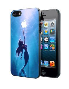 The Little Mermaid Ariel Apple iPhone 4 4S 5 5S 5C Case