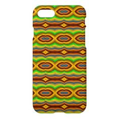Multicolored abstract pattern iPhone 7 case - tap, personalize, buy right now! Abstract Pattern, Iphone Case Covers, Create Your Own, Stuff To Buy, Color, Colour, Colors