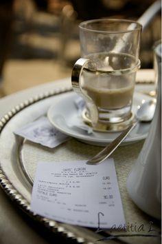 Latte Macchiato by Cafe' Florian (Venise)  (c) Laetitia L