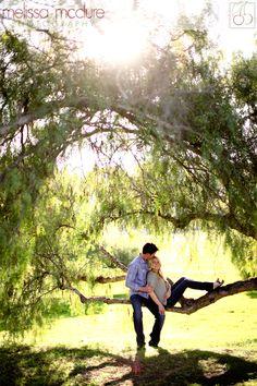 Melissa McClure Photography #engagement photos