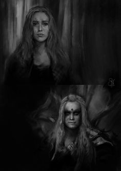 What if their roles had been reversed? Clexa.