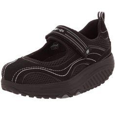 5a6b9ba64654 Skechers Women s Shape Ups - Sleek Fit Fitness Mary Jane Sneaker Skechers  Sneakers