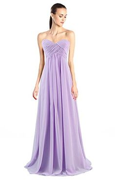 Bridesmaid Dresses - Tngan Bridesmaid Chiffon Prom Dresses Long Evening Gowns ** More info could be found at the image url.