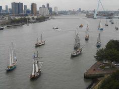 The Race of the Classics  14 oktober 2015 na de start in de Veerhaven rond 11.45 uur   http://koopvaardij.blogspot.nl/2015/10/the-race-of-classics.html