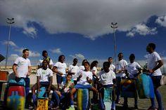 Instituto Bola Pra Frente ofrece la oportunidad para el desarrollo social a través del deporte. Otro proyecto apoyado por #MásQueUnBalón