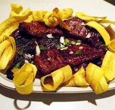 Cuban Skirt Steak -- Churrasco