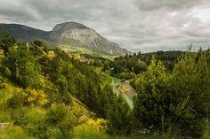 Vista de Coyhaique desde el noreste Natural, Chile, Explore, Mountains, Travel, Landscape Photos, Countries, Trips, Chili
