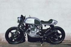 Honda CX500 Cafe Racer by Blackbean Motorcycles #caferacer #motos | caferacerpasion.com
