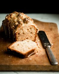 Date Quick Bread with Pecan Streusel Recipe on Food & Wine