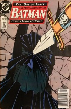 Chris is on Infinite Earths: Batman #433 (1989)
