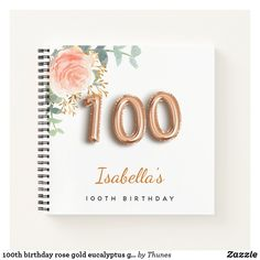 Birthday Roses, Birthday Party Celebration, Notebook Covers, Page Design, The 100, How To Memorize Things, Place Card Holders, Rose Gold, Invitations