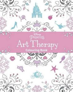 Disney Princess Art Therapy Colouring Book By Parragon Books Amazon Dp 1474836046 Refcm Sw R Pi D7wMwb1RX4T1K
