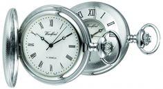 Woodford Half Hunter Gentleman's Mechanical Pocket Watch £74.99