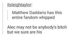 Matthew daddario. Alec Lightwood.