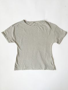 Mother Denim The Easy Goodie Goodie Tee - Punished