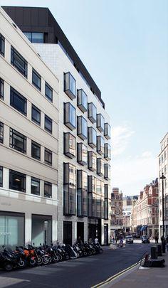 24 Savile Row / EPR Architects