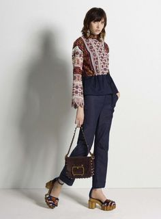 Tory Burch Autumn/Winter 2017 Pre-Fall Collection | British Vogue
