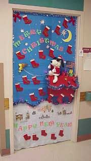 Iron County Medical Care Facility Department Door Decorating Contest