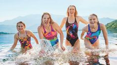 Speedo   Which swimsuit colours suit your skin tone?