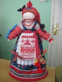 """Кукла-оберег """"Птица Радость"""""""
