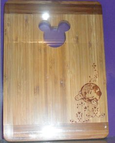 Disney Kitchen Cutting Board