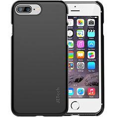 cool JETech iPhone 7 Plus PC Funda