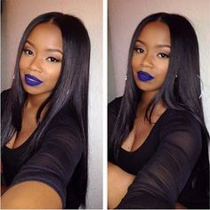 13 Gorgeous Ways Black Women Rock Bold Lip Colors