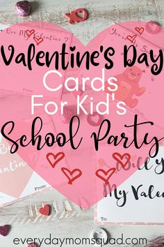 Printable Valentine's Day card for kids to hand out to their friends. #vdaycards #Valentinesday #Valentinesdaycards #Valentinesdaycardsforkids Activities For Girls, Fun Crafts For Kids, Kid Crafts, Educational Activities For Kids, Learning Toys, Preschool Activities, Kids Behavior, Business For Kids, Raising Kids