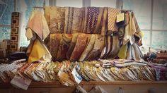 Per fare quello che amiamo dobbiamo avere anche la stoffa giusta! Noi ne abbiamo da vendere, e voi?