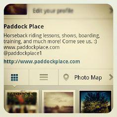 Follow us on instagram :) ...... Paddockplace1
