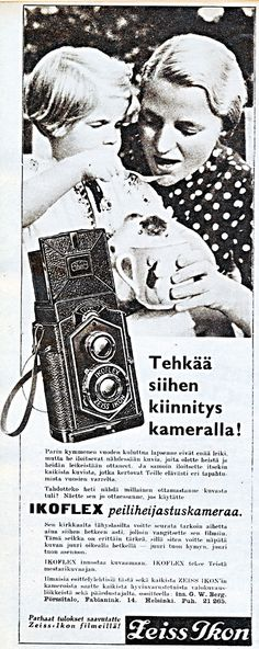 www.paulilahtinen.net - Wanhat kamerat