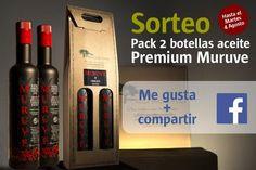Sorteo aceite de oliva premium MURUVE https://www.facebook.com/1021309877885202/photos/a.1047250831957773.1073741828.1021309877885202/1158474150835440/?type=1&theater