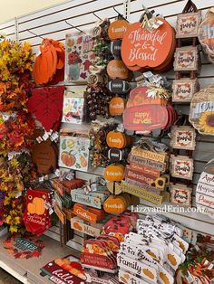 It's time to check out the massive amount of *NEW* Dollar Tree Fall Decorations 2020 that are now available for your crafting and home decor projects – Lizzy Dollar Tree Fall, Dollar Tree Crafts, Dollar Tree Store, Dollar Stores, Budget Crafts, Thanksgiving Blessings, Flooring Sale, Velvet Pumpkins, Halloween Goodies