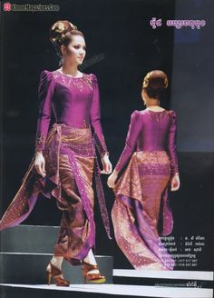 khmer fashion